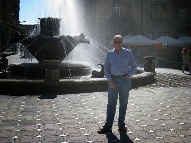 David in Timisoara, Romania